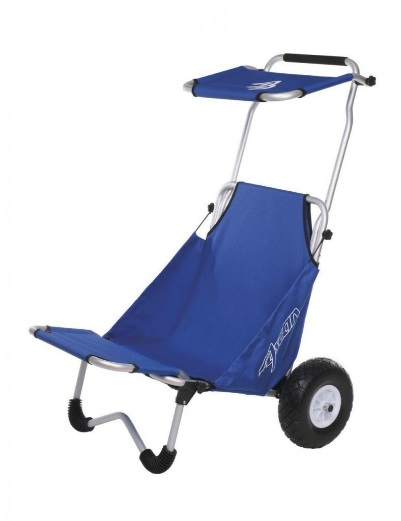 ascan beach trolley