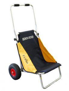 Eckla Beach Trolley